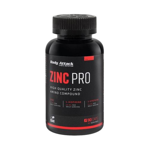 BodyAttack ZINC Pro 90caps