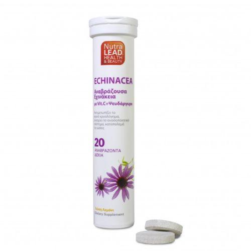 NutraLead Echinacea with Vitamin C & Zinc