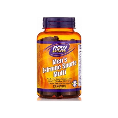 Now Sports Men's Extreme Sports Multi 90softgels